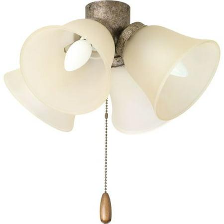 Progress Lighting P2643 4 Light Candelabra Base Fitter Light Kit