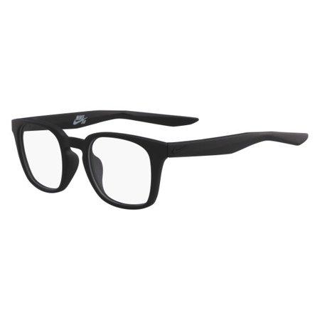 Nike NIKE 7114 Eyeglasses 002 Matte Black