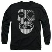Misfits Fiend Flag Mens Long Sleeve Shirt