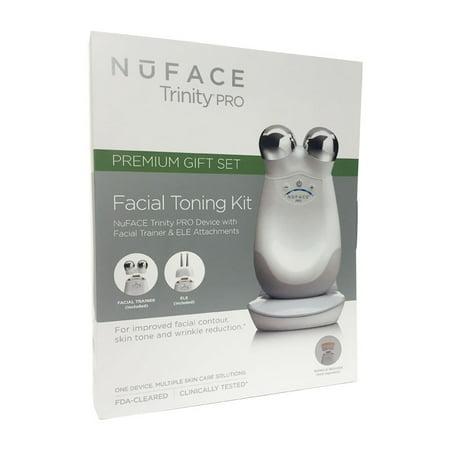 NuFace TrinityPRO Premium Facial Toning Kit