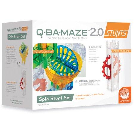 Q-BA-MAZE 2.0 Spin Stunt Set