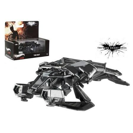 Batman Dark Knight Rises The Bat Plane Elite 1/50 Diecast Model by Hotwheels (Gas Model Planes)