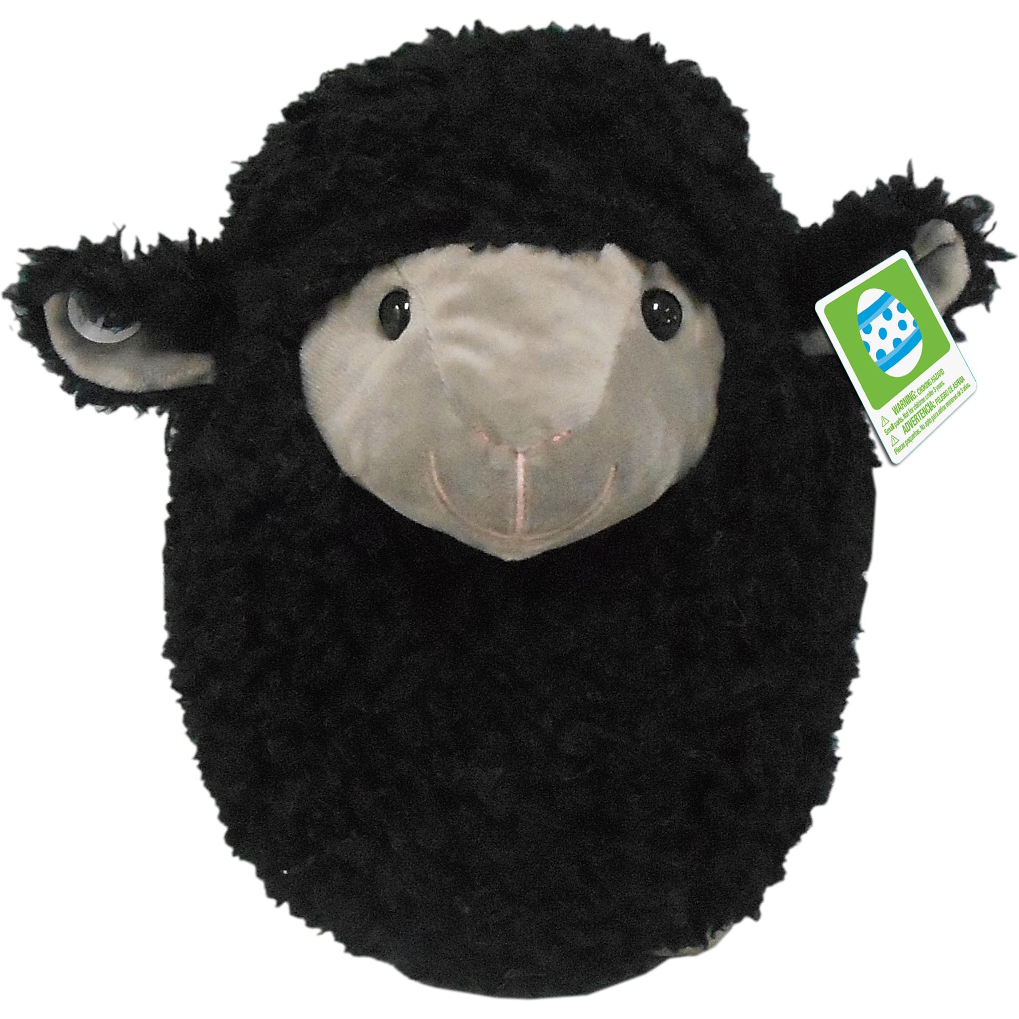 Easter 14 Black Sheep Stuffed Animal Walmart Com