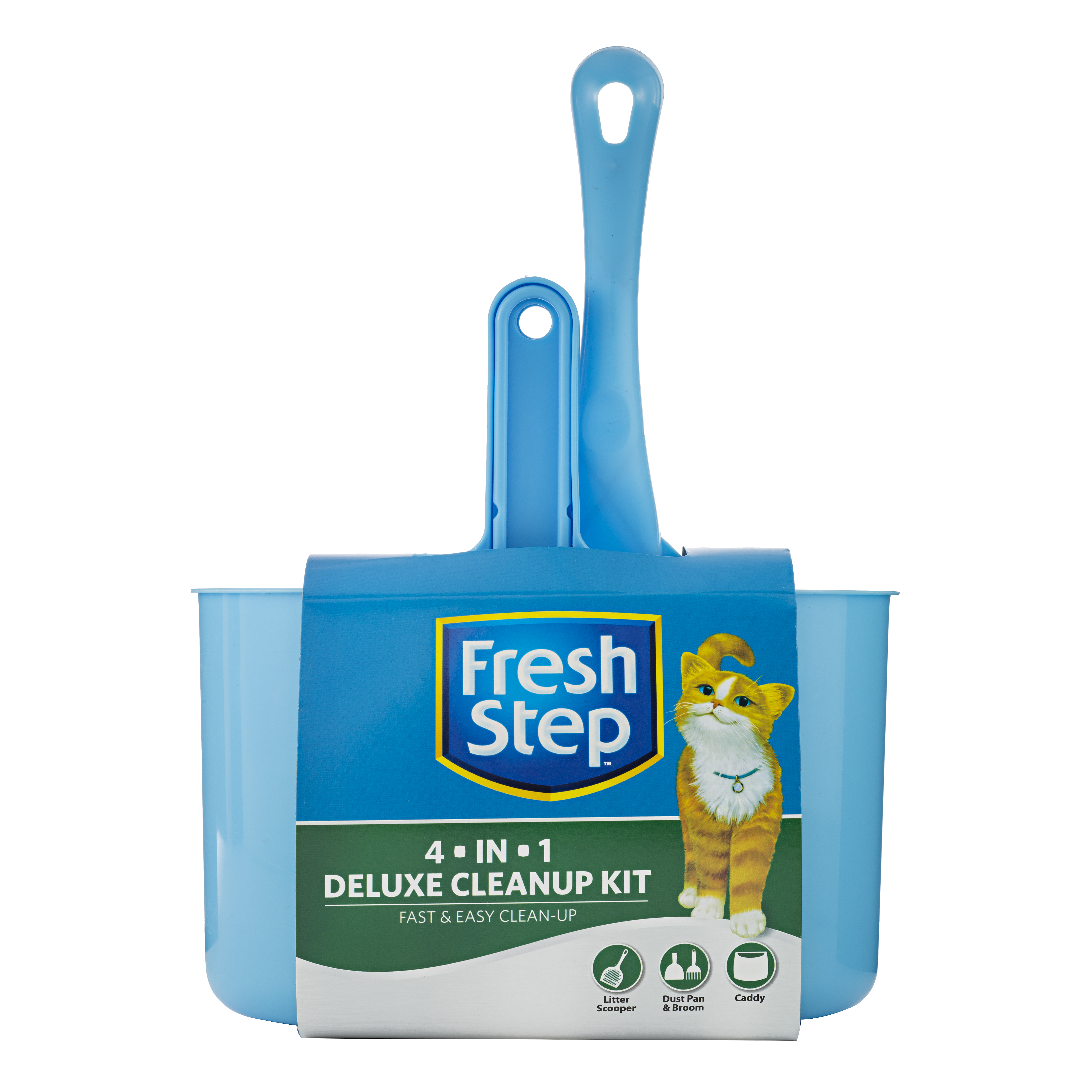 Fresh Step 4 in 1 Deluxe Cleanup Kit