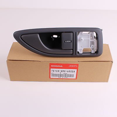 Genuine OEM Honda Del-Sol Passenger's Side Interior Door Handle 1993-1995 ()