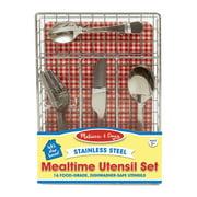 Melissa & Doug® Let's Play House! Mealtime Utensil Set