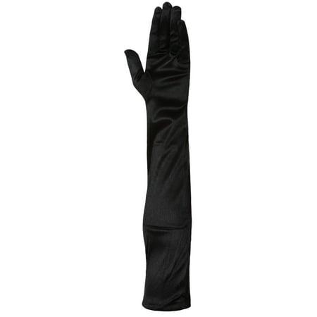 Satin Evening Gloves (23