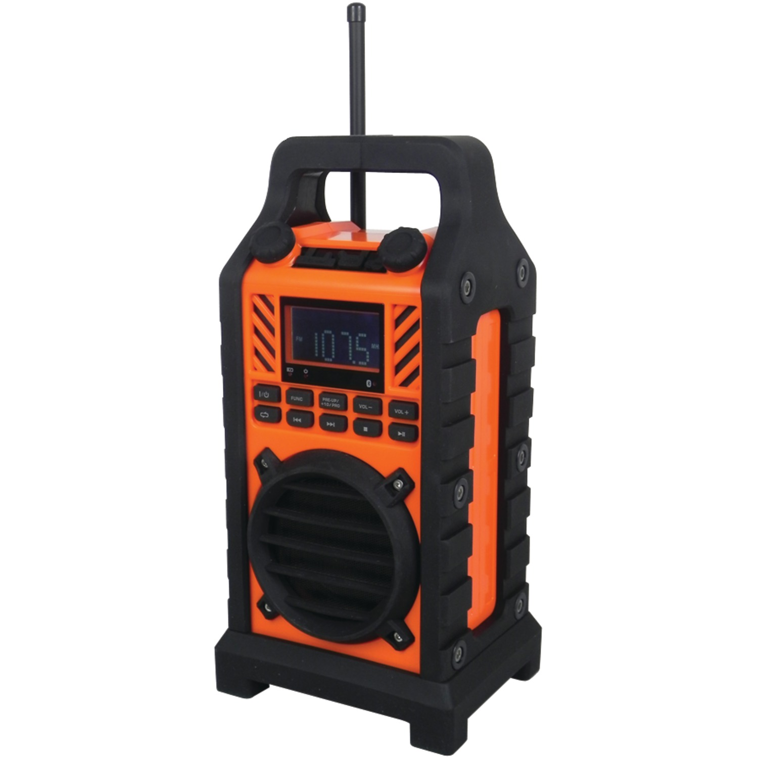 SYLVANIA SP303 ORANGE Bluetooth Outdoor Water-Resistant Speaker
