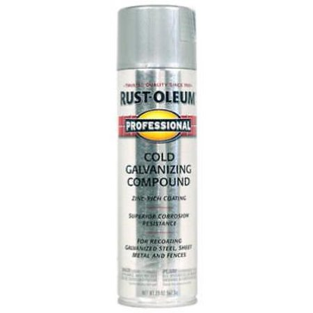 Fast-Dry Professional 20 OZ Cold Galvanizing Compound Spray Paint Only