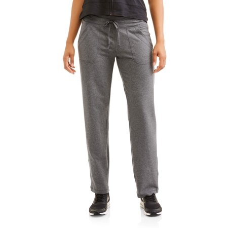 Athletic Works Womens Active Knit Pant Available In Regular And Petite
