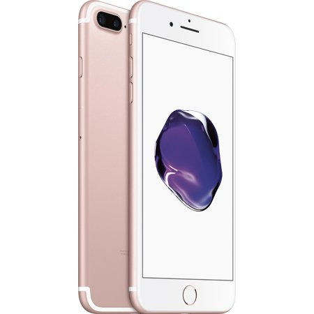 Straight Talk Apple Iphone 7 Plus 32gb Rose Gold Walmart Com