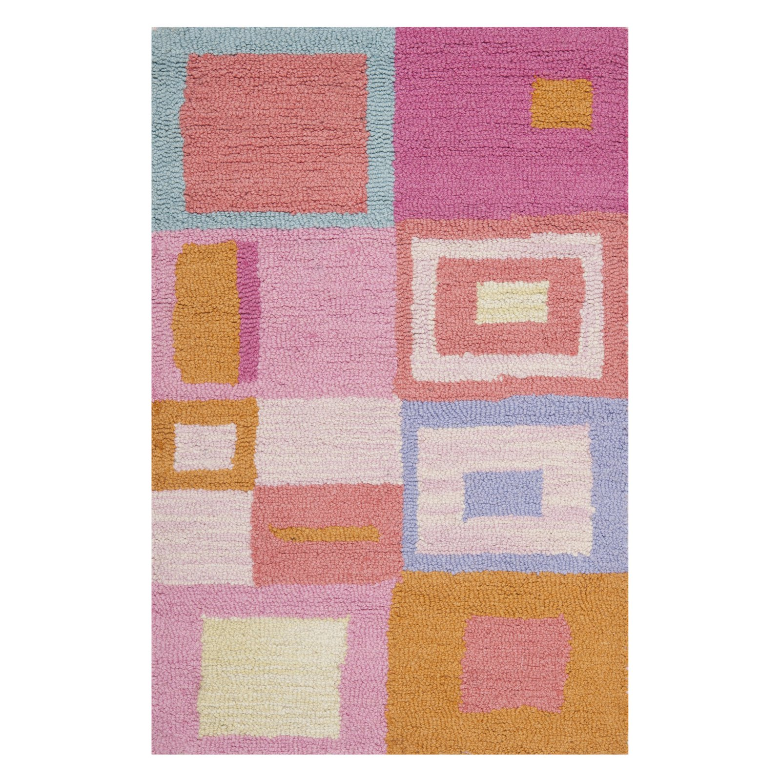 Safavieh Kids Jennica Geometric Boxes Area Rug