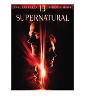 Supernatural Season 13 (DVD)