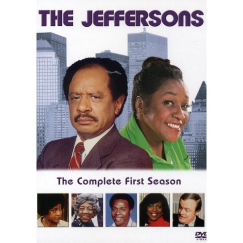 The Jeffersons: The Complete First Season (Full Frame)
