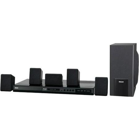 RCA RTB10230 100-Watt Blu-ray(TM) Home Theater System