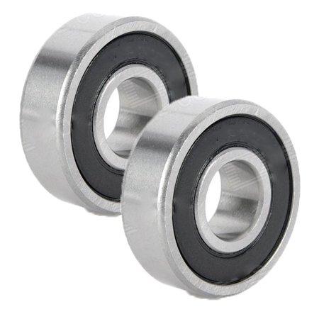 Fein RS12-70E Sander / WSG Grinders (2 Pack) ReplacementGroove Ball Bearing # 41701007266-2PK