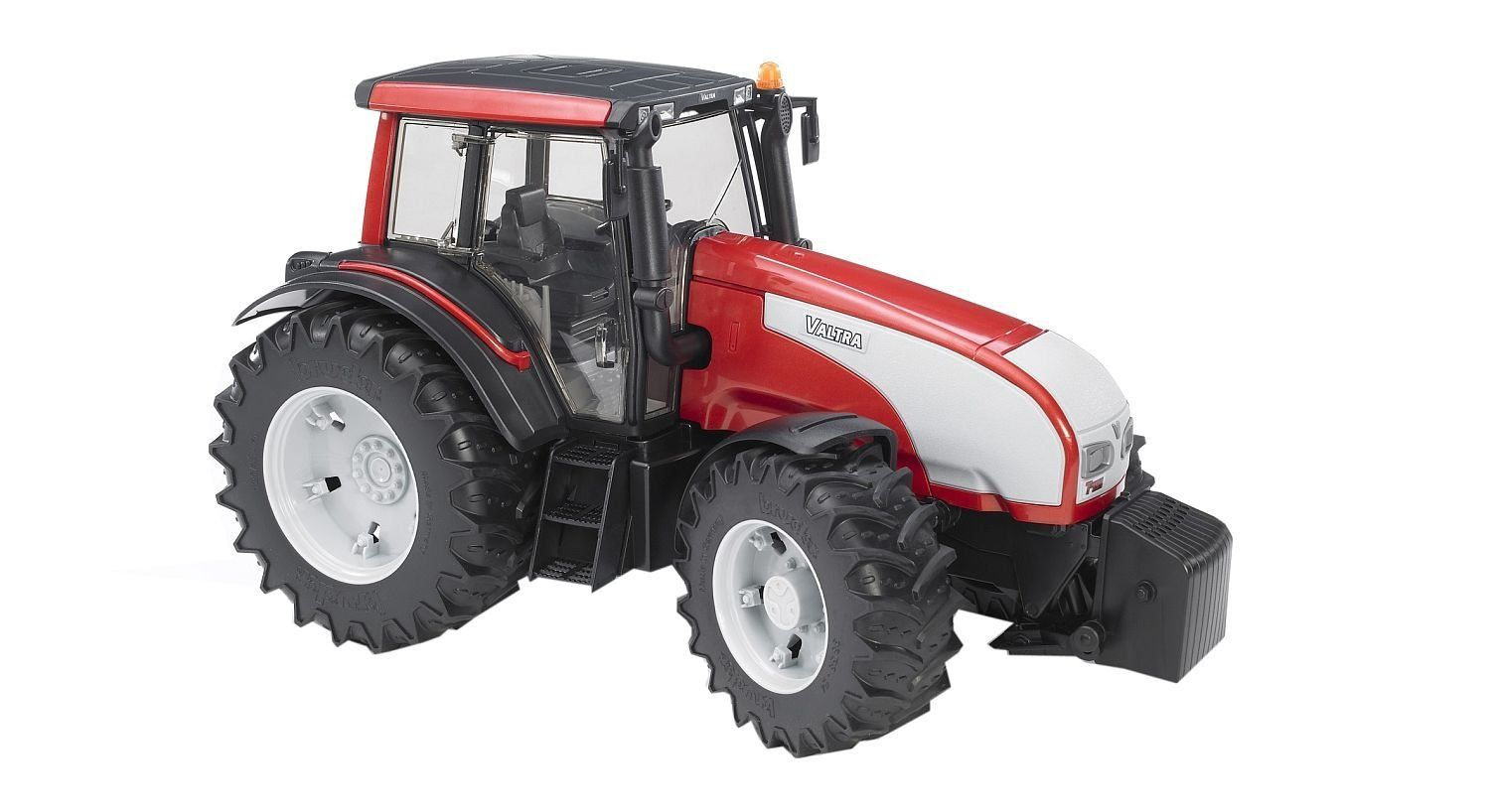 Valtra T191 Tractor Red Vehicle Toy by Bruder Trucks (03070) by Bruder Trucks