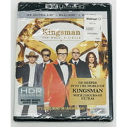 Kingsman The Golden Circle Special Edition Widescreen (4K Ultra HD + Blu-ray + Digital Copy)