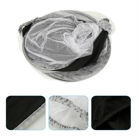 Yosoo Mosquito Net for Baby Stroller, Sunshade Cover for Pram, Mutifuntional Sunshade Cover Mosquito Net for Baby Stroller Pram Baby Pushchair Buggy - image 1 of 7