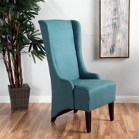 46.25 in. Dining Chair in Teal