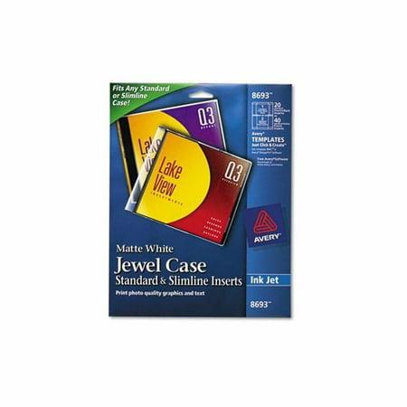 Avery Case (Avery Jewel Case Inserts)