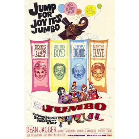 Jumbo POSTER Movie Mini Promo - Jumbo Movie