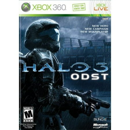 Refurbished Halo 3: ODST Xbox 360 - Halo 3 Rating