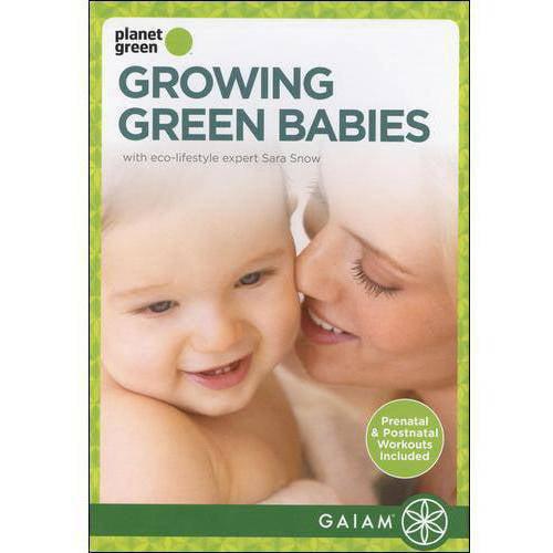 Growing Green Babies (Full Frame)
