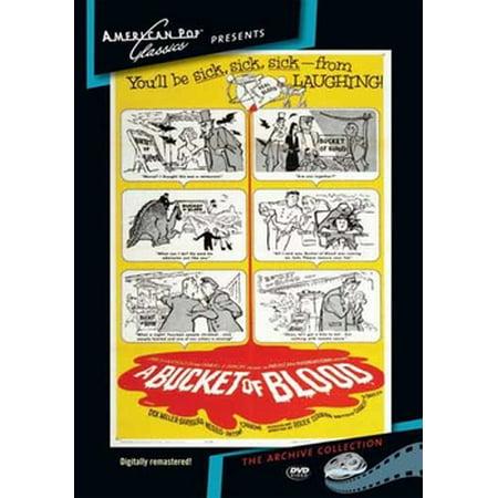 A Bucket of Blood (DVD) (Dayton The Greene)