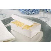 Cake Box 24Pc S Dot W.Silver Seal