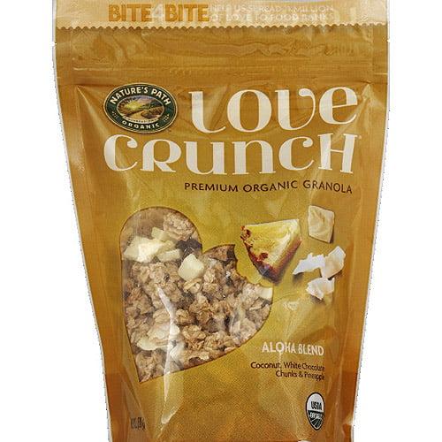 Generic Nature's Path Organic Love Crunch Aloha Blend Granola, 11.5 oz, (Pack of 6)