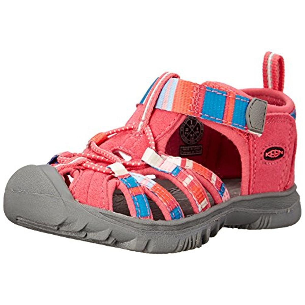 Keen Girls Whisper Toddler Sport Fisherman Sandals by Keen