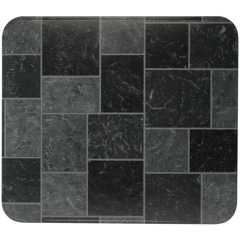 "HY-C T2UL2832GT-1C Type 2 UL1618 Gray Slate Stove Board (28"" x 32"")"