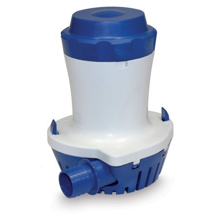 Shurflo 2000 Bilge Pump 12Vdc 2000Gph 1 1 8 Port Submersible