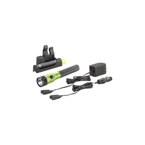 Click here to buy Streamlight 75636 Stinger LED Rechargeable Flashlight with PiggyBack Charger (Lime Green) by Streamlight.