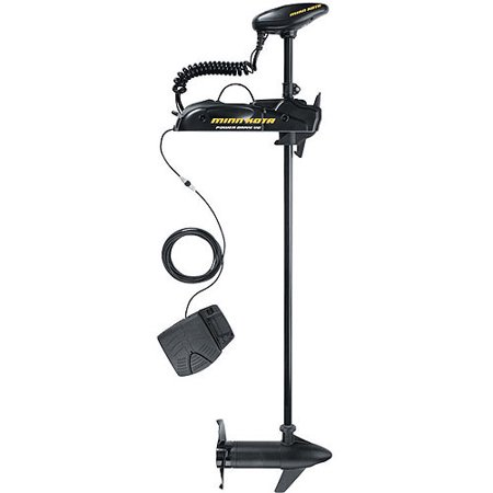 Minn kota 55 powerdrive 55 lb thrust freshwater bow mount for Minn kota 55 lb thrust riptide trolling motor