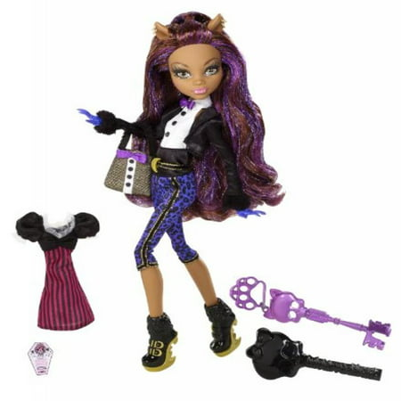 Monster High Sweet 1600 Clawdeen Wolf Doll - Monster High Halloween Wolf Doll