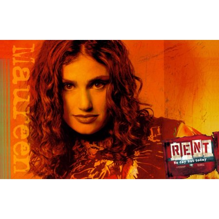 Rent  2005  11X17 Movie Poster