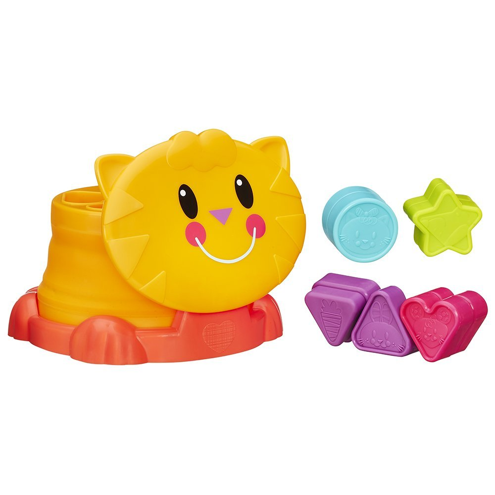 Pop Up Shape Sorter..., By Playskool Ship from US