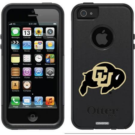 University of Colorado CU Buffalo Design on OtterBox Commuter Series Case  for Apple iPhone 5 5s - Walmart.com 24b979c552154