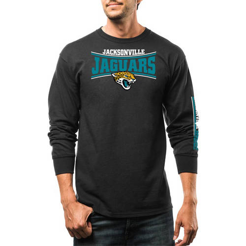 NFL Big Men's Jacksonville Jaguars Long Sleeve Tee