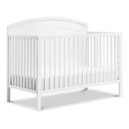 Carter's by DaVinci Kenzie 4-in-1 Convertible Crib in White Da Vinci Cradle Pad