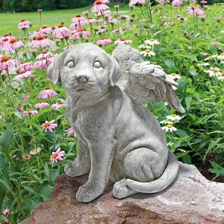 Loving Friend Memorial Pet Dog Statue Large