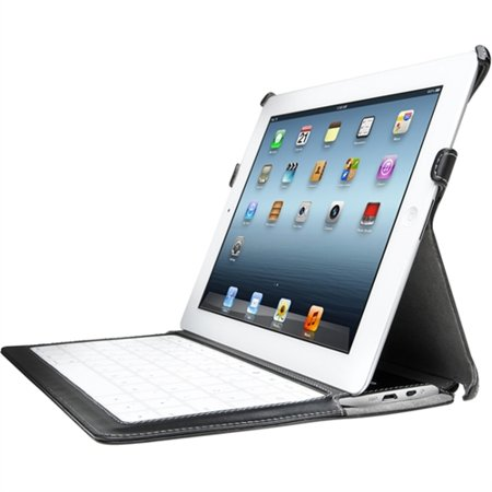 Kensington KeyLite Keyboard/Cover Case (Folio) for iPad K39598US