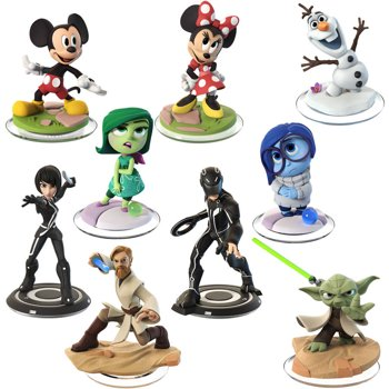 Disney Infinity 3.0 9-Pack Figures