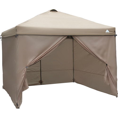 Ozark Trail Wind Curtain for 10u0027 x 10u0027 Straight Leg Canopy / Gazebo  sc 1 st  Walmart & Ozark Trail Wind Curtain for 10u0027 x 10u0027 Straight Leg Canopy ...