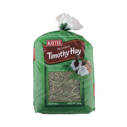 Kaytee Pet 100032114 Rabbit Hamster Treat, Timothy Hay, 48-oz. by KAYTEE PET