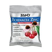 Zand HerbaLozenge Cherry Echinacea Zinc | Throat Lozenges | No Corn Syrup, No Cane Sugar, No Colors