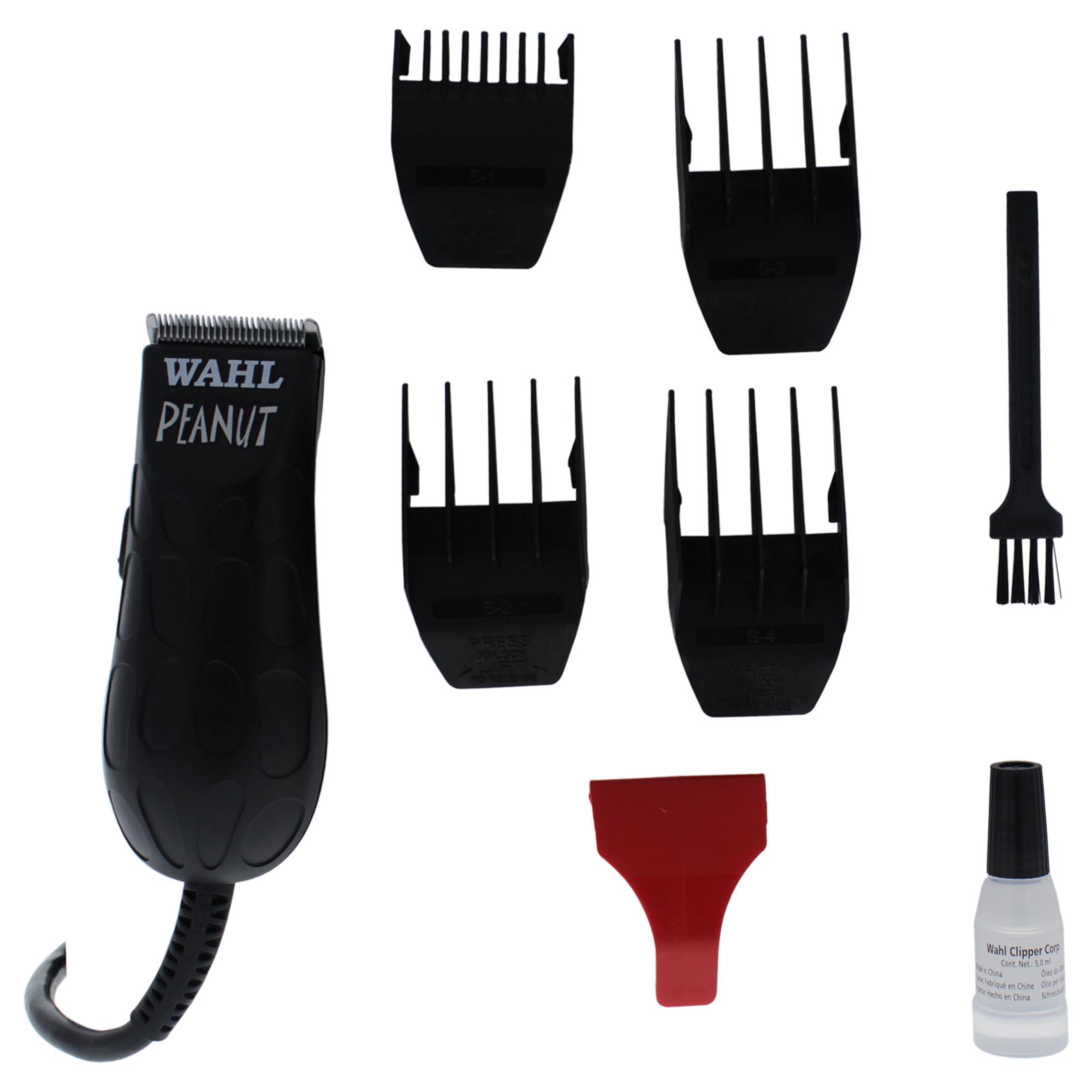 WAHL Professional Peanut - Model # 8655-200 - Black - 1 Pc Kit Trimmer