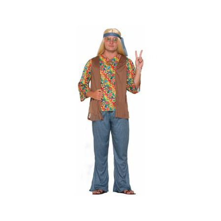 CO - HIPPIE DUDE - STD - VALUE - Male Hippie Outfits